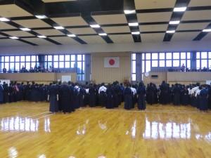 開会式の様子(^^)/