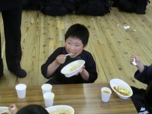 お腹いっぱいになったかな(^^)?