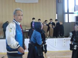 入江先生も一生懸命です!