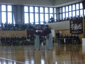 演武「日本剣道形」です!