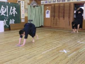忍法雑巾がけの術!!!