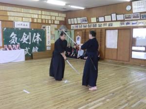 日本剣道形(加藤先生・河野先生)