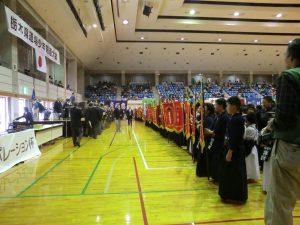 開会式が始まりました(^◇^)