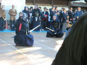 中学男子の部決勝戦!松本剣士の試合( `ー´)ノ